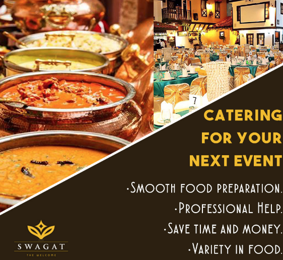 Why Should You Hire a Catering Service for your event?